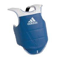 Защита корпуса двухсторонняя детская Kids Body Protector Reversible легкая и быстрая застежка на липучку со стороны спины