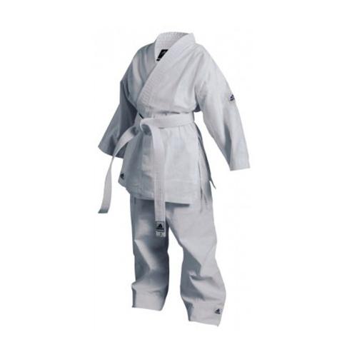 Кимоно для карате детское Kids для начинающих спортсменов микровентиляция