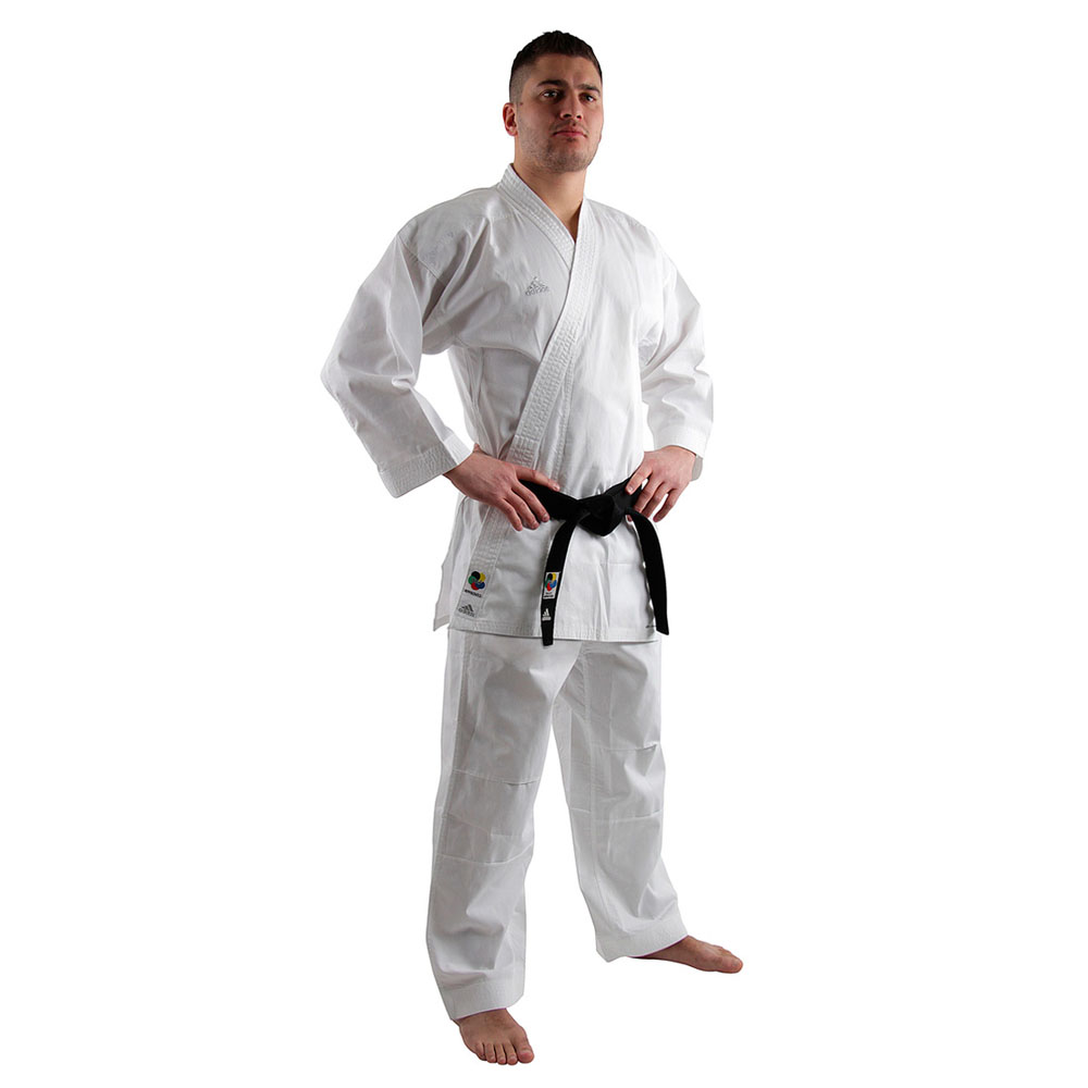 Кимоно для карате Kumite улучшенная структура ткани и новейшая система вентиляции