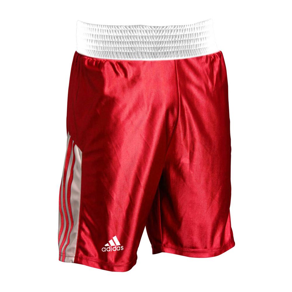 Шорты боксерские Amateur Boxing Shorts эффективно отводит влагу от тела во время тренировки широкий пояс