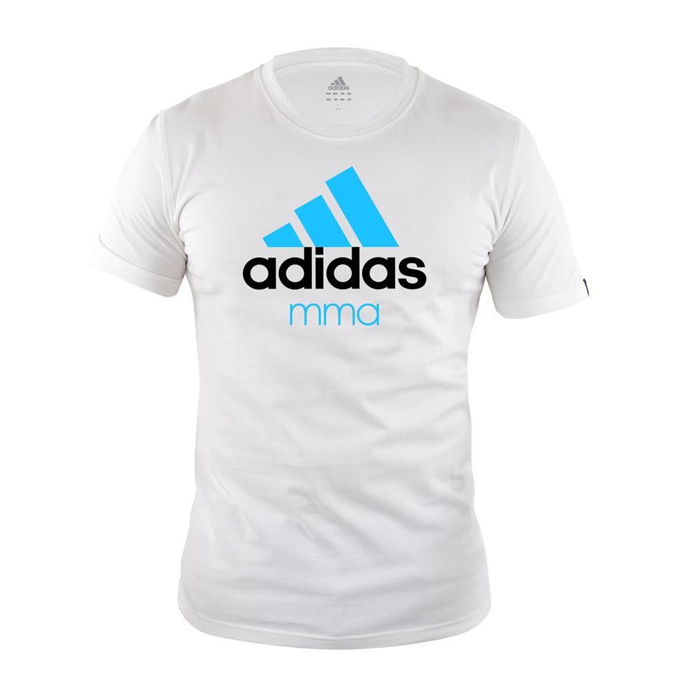 Футболка детская Community T-Shirt MMA Kids хлопковый трикотаж эффективно отводит влагу от тела во время тренировки рифленый круглый ворот