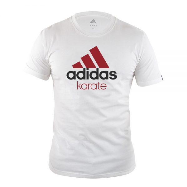 Футболка детская Community T-Shirt KARATE Kids хлопковый трикотаж эффективно отводит влагу от тела во время тренировки рифленый круглый ворот