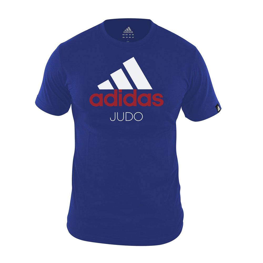 Футболка детская Community T-Shirt JUDO Kids хлопковый трикотаж эффективно отводит влагу от тела во время тренировки рифленый круглый ворот