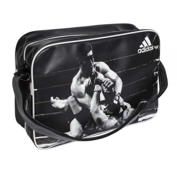 Сумка спортивная Sports Bag MMA искусственная кожа
