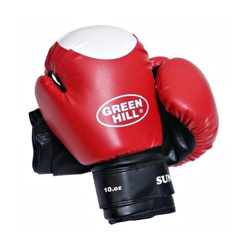 Перчатки боксерские тренировочные SUN