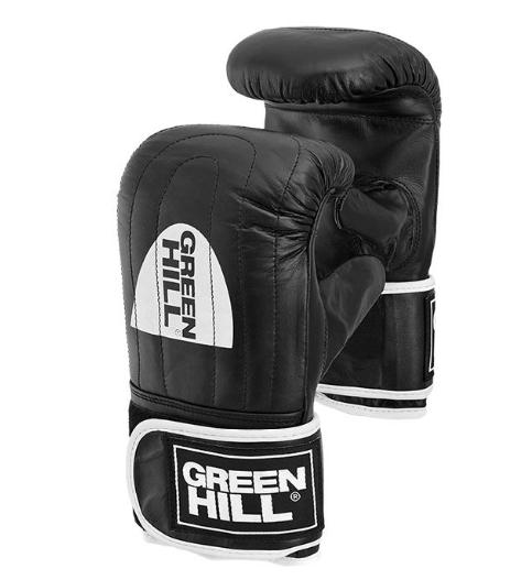 Перчатки снарядные FALCON из натуральной кожи Green Hill