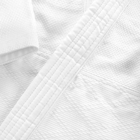 JSC-10204 Кимоно Дзюдо CLUB белое Green Hill