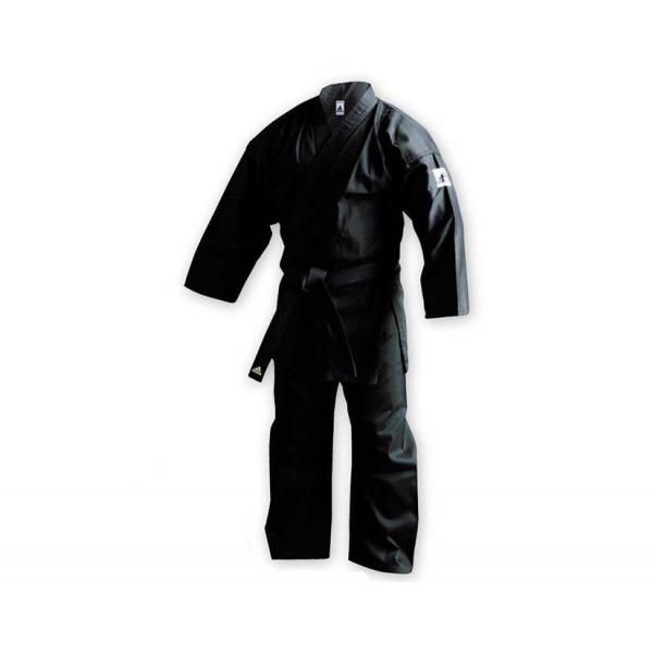 Кимоно для карате Club с лого WKF черное