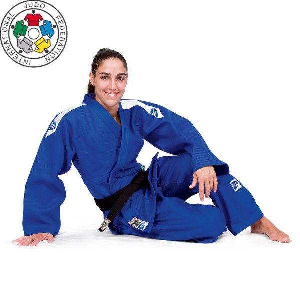 Кимоно для дзюдо IJF PROFESSIONAL от Green Hill 2