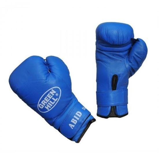abid перчатки боксерские Грин Хилл наполнитель очес мягкие