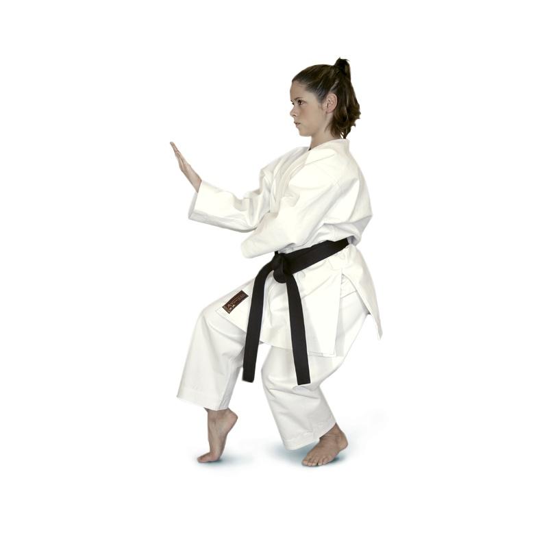 Кимоно каратэ для ката Arawaza Amber 100% хлопок европейский дизайн вес 13 унций усиленные швы одобрено WKF