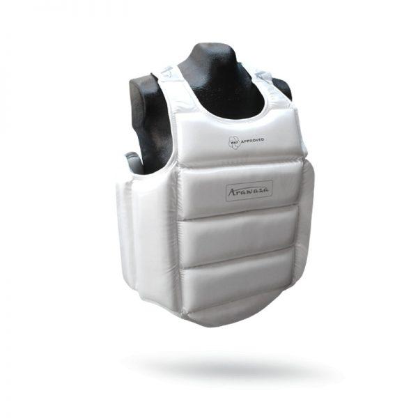 Защита корпуса Arawaza амортизирующая пена EVA ультралегкая подвижная простая в использовании воздухопроницаемое покрытие