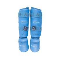 Защита голени и стопы Arawaza антискользящее покрытие, двойной шов, усиленные резинки