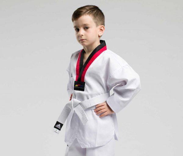 кимоно для тхэквондо детское