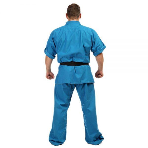 кимоно кудо профи синее 3