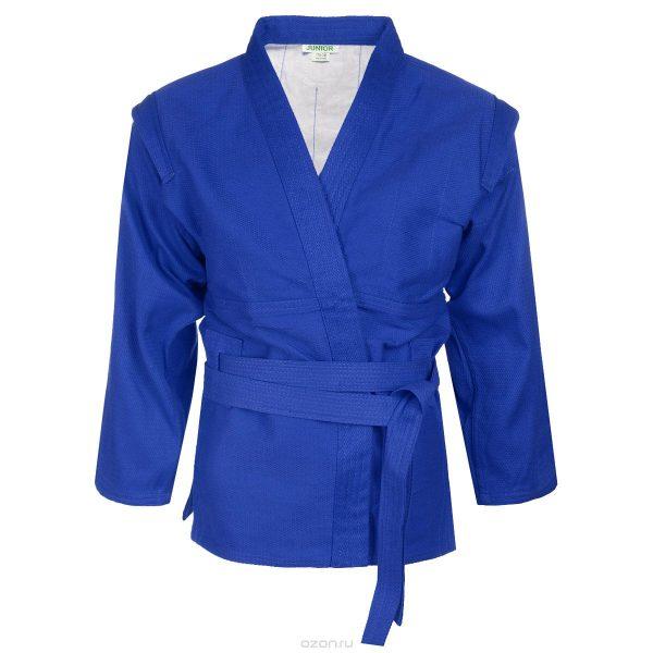 куртка самбовка для самбо детская