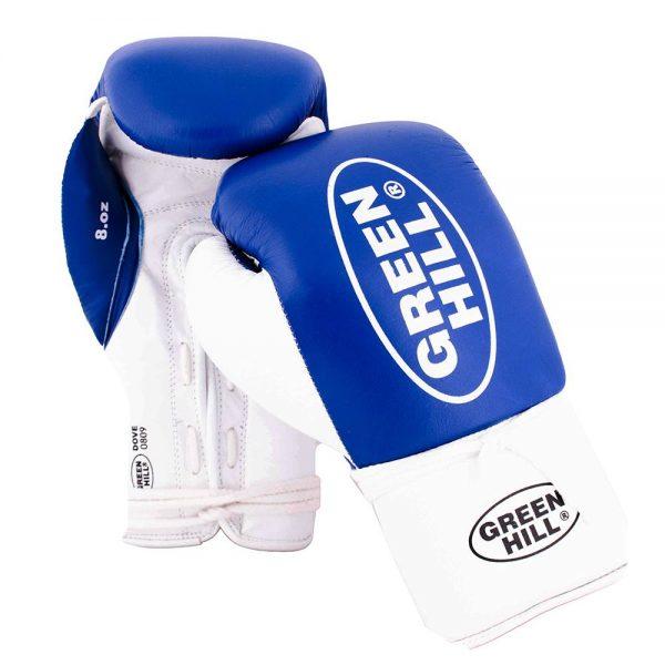 перчатки dove для профессионального бокса 1