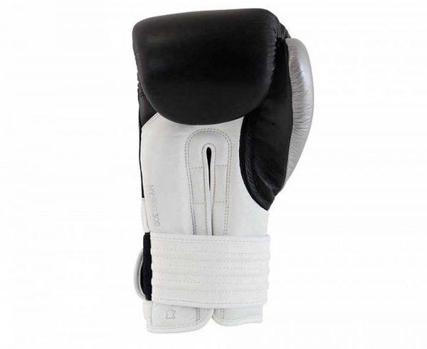 adiH300 Боксерские перчатки Adidas HYBRID 300 из натуральной кожи