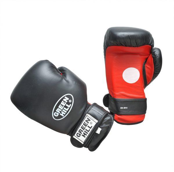 Лапы перчатки боксерские тренерерские х2 шт искусственная кожа