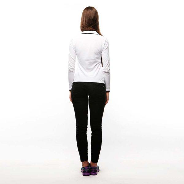 Рубашка поло женская, Cotton 100%