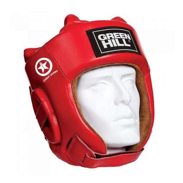 шлем боевое самбо лицензированный FIAS