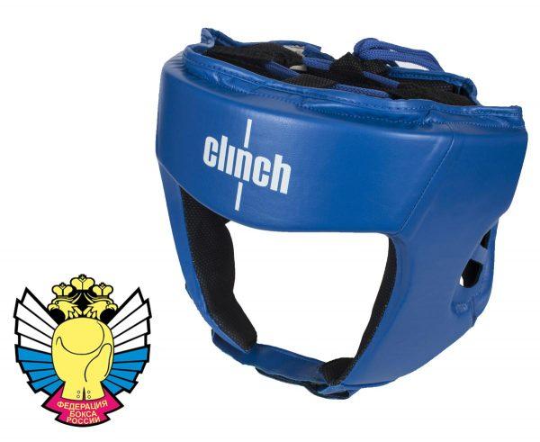 шлем клинч олимп синий