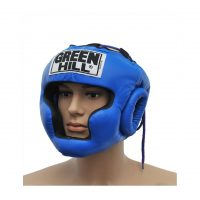 Шлем SUPER тренировочный для бокса, кикбоксинга, боевого самбо, рукопашного боя, усиленная защита 1