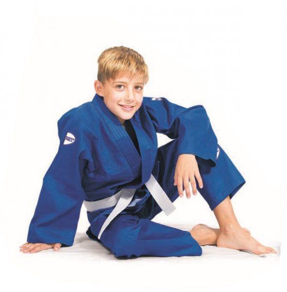 синее кимоно junior Грин Хилл дзюдо