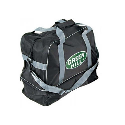 Спортивная сумка Green Hill мужская мультиспортивная, черный, синтетика