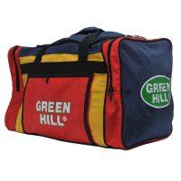 Спортивная сумка Green Hill цвет красно-синий