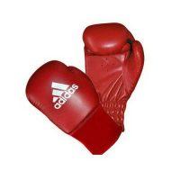 Боксерские перчатки Adidas Rookie для начинающих искусственная кожа