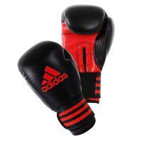 Тренировочные боксерские перчатки Adidas Power 100 из искусственной кожи