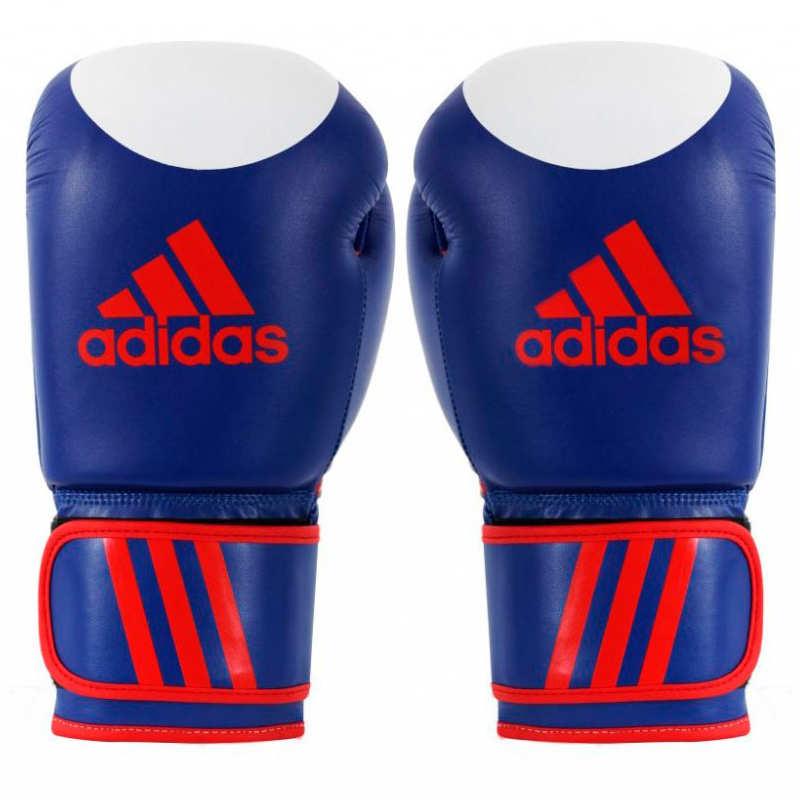Перчатки для кикбоксинга Adidas Kspeed200 WAKO из натуральной кожи