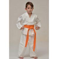 Спортивное кимоно для занятий айкидо взрослое, детское - все размеры 100% хлопок 280 г/м2 куртка, пояс, штаны