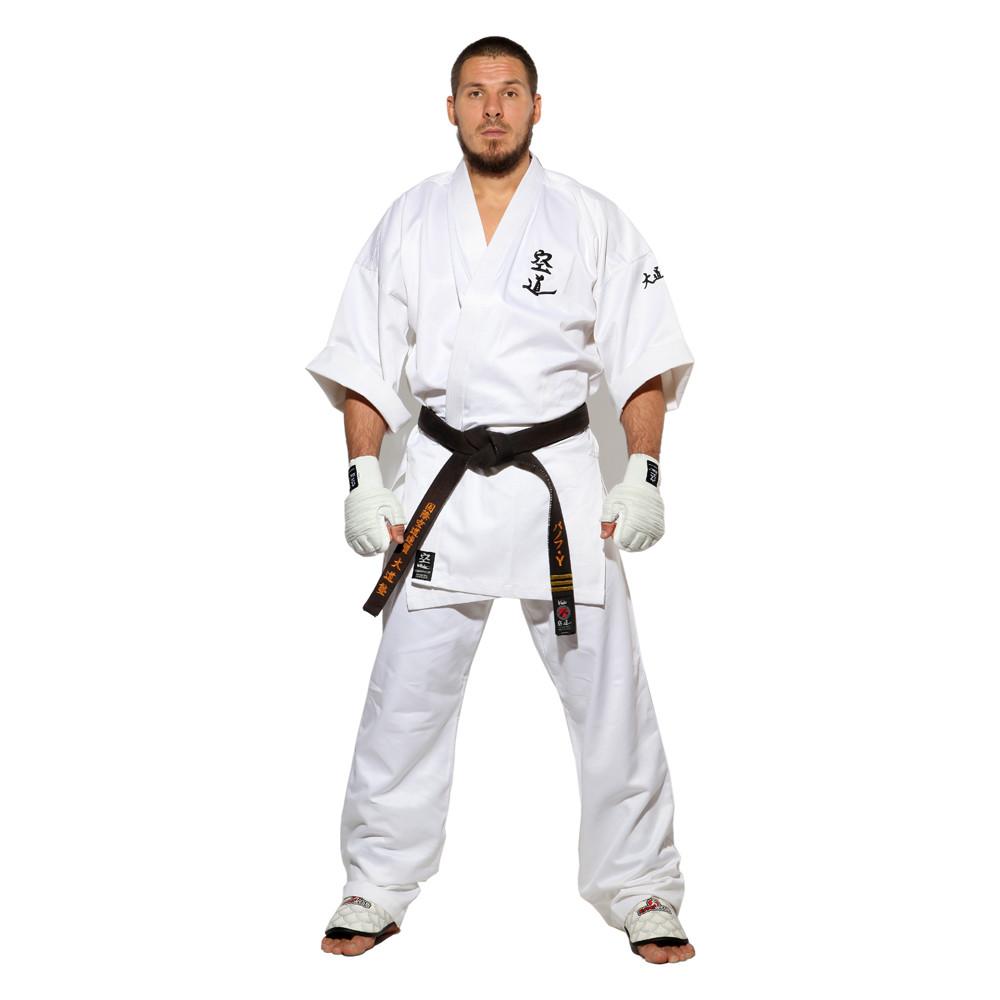 Кимоно для Кудо белое хлопок одобрено Федерацией кудо России