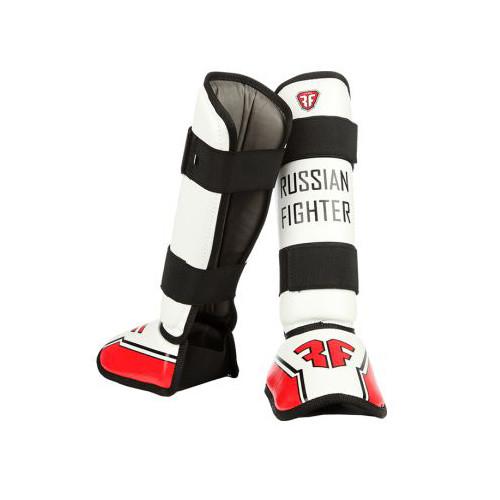 """Защита голени и стопы """"RUSSIAN FIGHTER"""""""