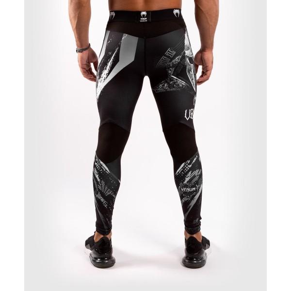 Компрессионные штаны Venum Gladiator 4.0 Black/White