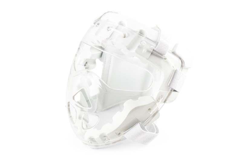 Защитная маска для лица - каратэ тренировочная детская