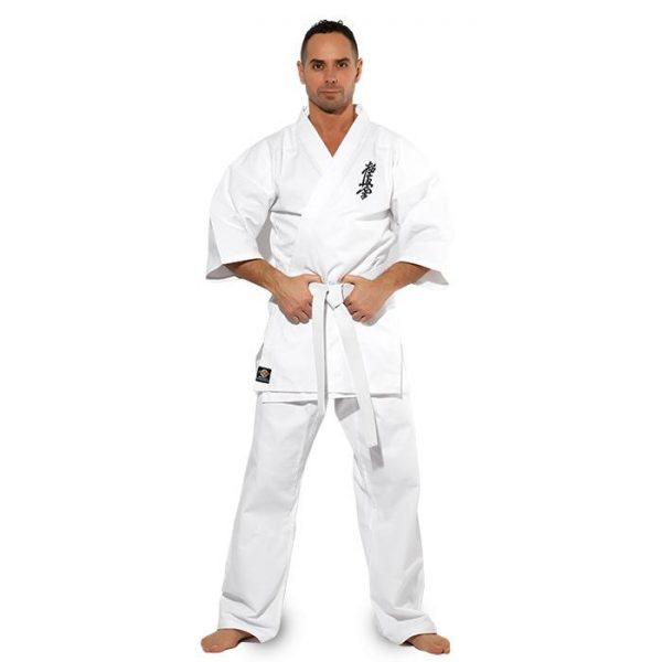 кимоно киокусинкай с вышивкой