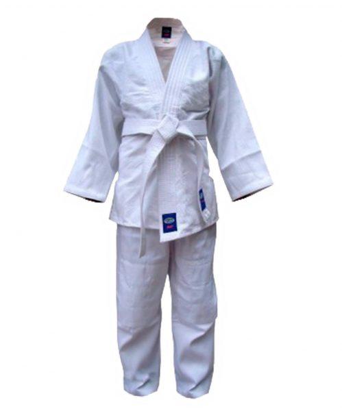 кимоно дзюдо МА 302 Грин Хилл белое синее