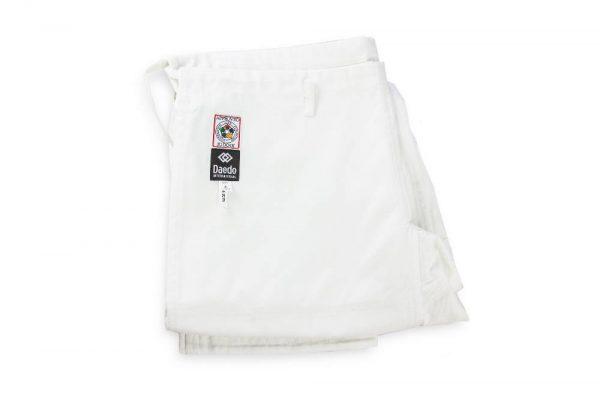 Кимоно для дзюдо Daedo (Даедо) IJF approved белое