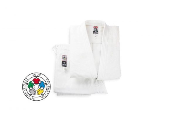Кимоно для дзюдо Даедо IJF approved белое