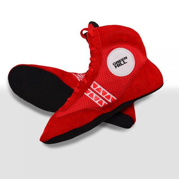 Самбовки FIAS красные