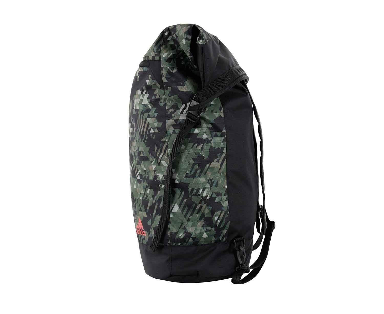 03317818d787 Рюкзак Adidas Training Military Sack Camo камуфляжно-оранжевый - купить в  Москве