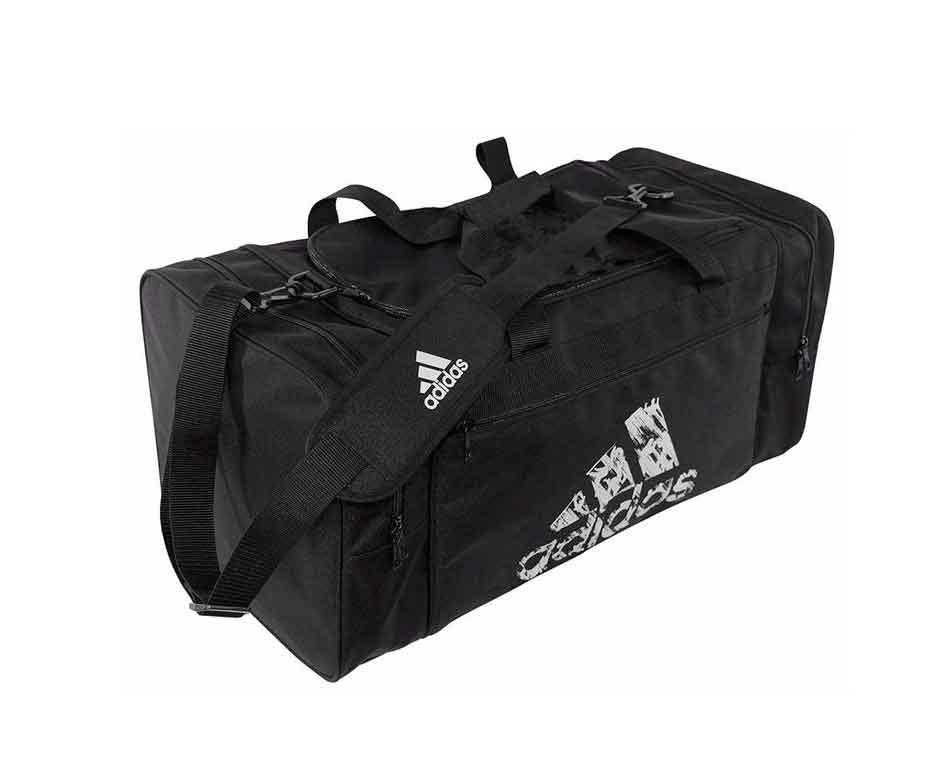 b2f8adf316d7 Спортивная сумка Adidas Team bag черная - купить в Москве, по России ...