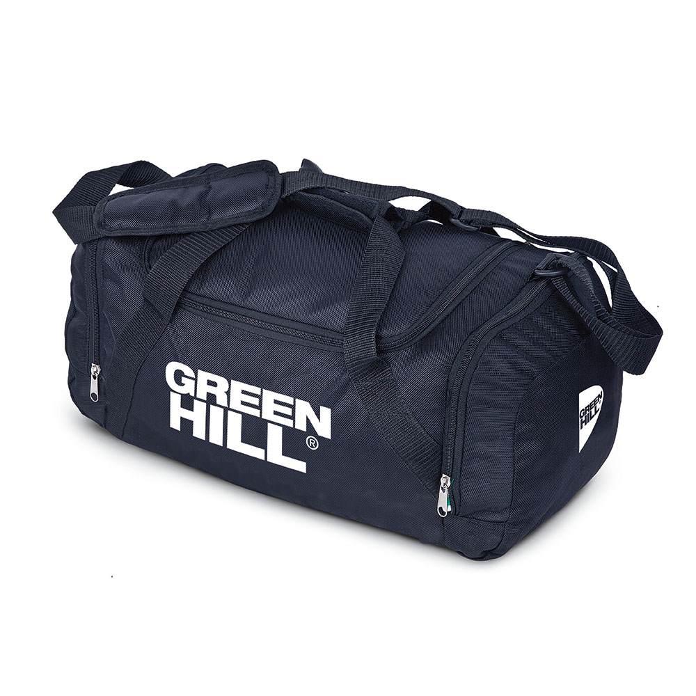 bf693e8e6a70 Спортивная сумка Green Hill SB-6474 с пластиковой основой дна - купить в  Москве, по России - Karate.ru