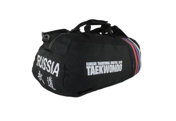 Сумка спортивная рюкзак Тхэквондо
