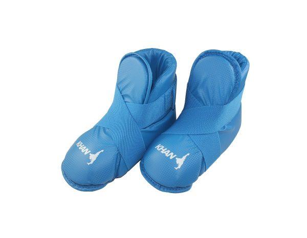 Футы для тхэквондо детские ITF KIDS KHAN синие