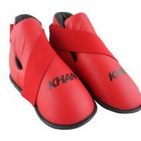 Защита для тхэквондо ИТФ на ноги Khan