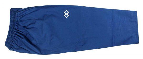 TUP003 Пхумсэ добок для мальчиков белый с синим POOMSAE POOM DOBOK MALE KHAN